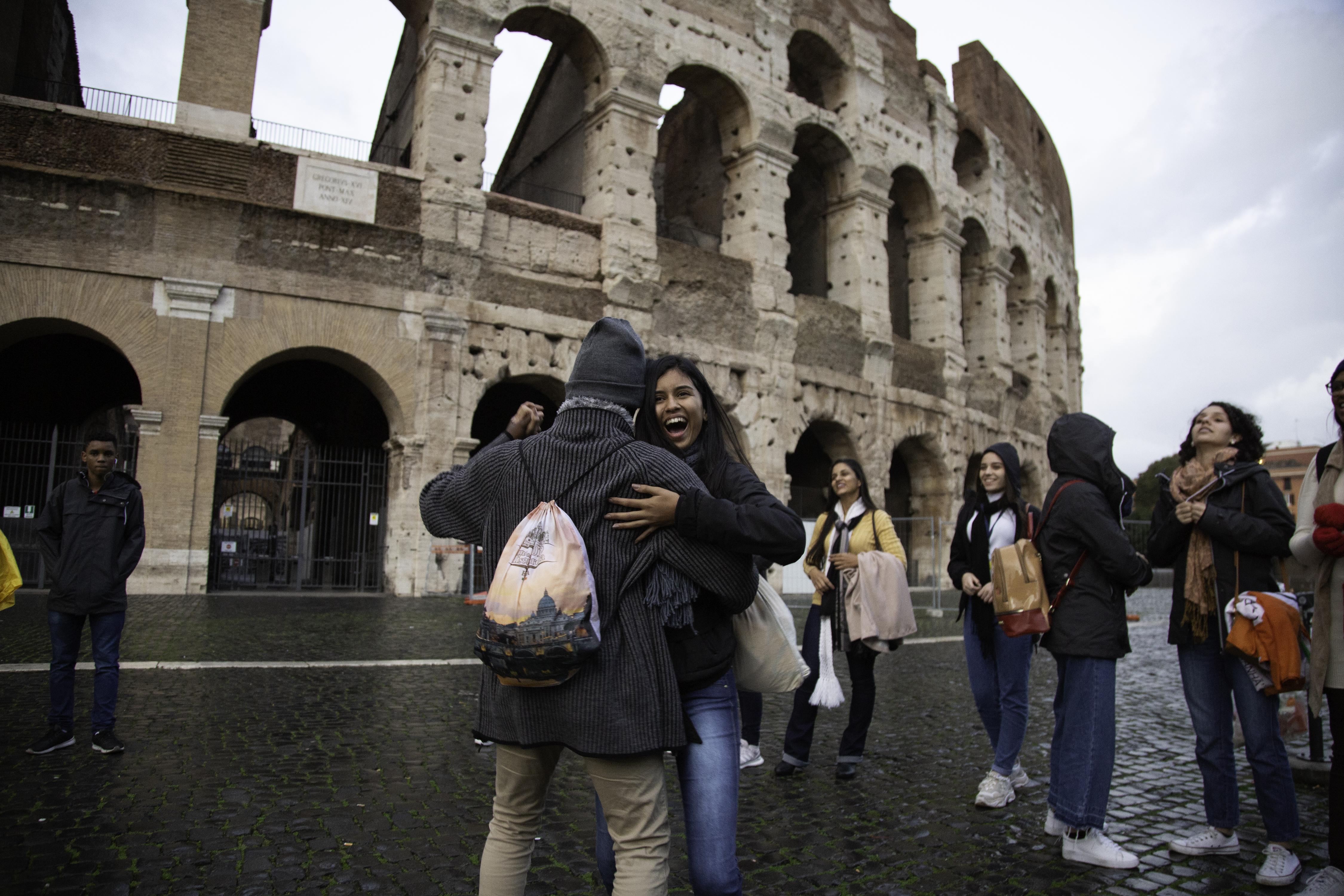 Criativos da Escola se divertem no Coliseu / Alicia Peres