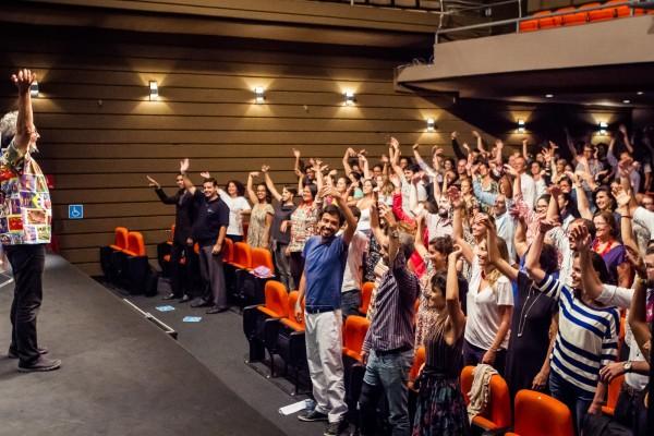 Criativos da Escola é lançado em São Paulo