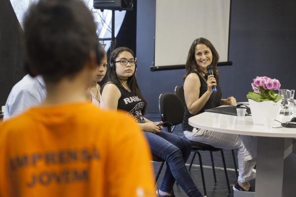 Da Índia para o Brasil: Kiran Bir Sethi participa de eventos em São Paulo