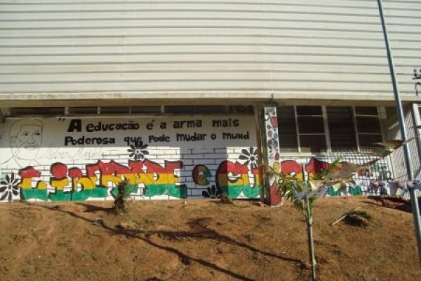 Uma nova escola em Itu