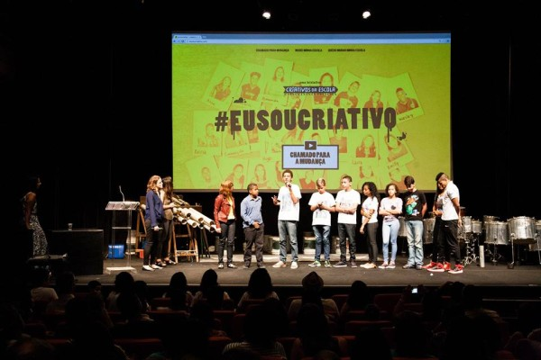 Celebração Criativos da Escola: uma semana para ficar na memória