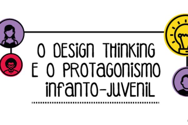 "Confira selecionados para o curso ""O Design Thinking e o Protagonismo Infanto-Juvenil"""