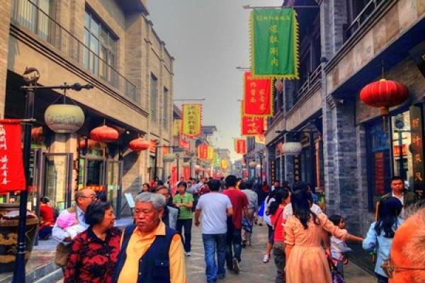 Criativos na China!