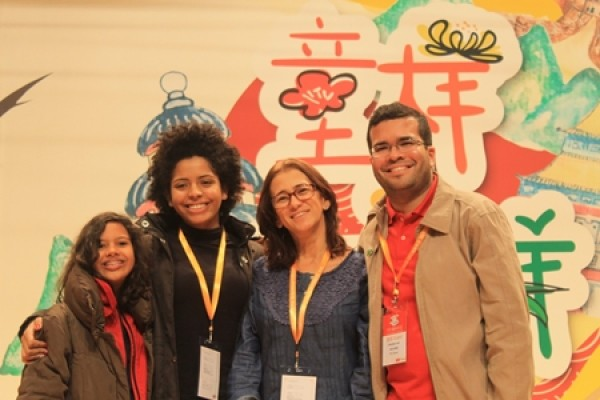 Criatividade brasileira na China