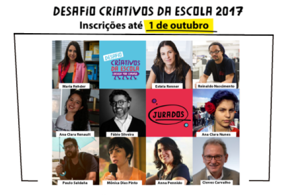 Conheça os jurados do Desafio 2017