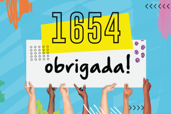 Desafio 2018: 1654 projetos de todo o país