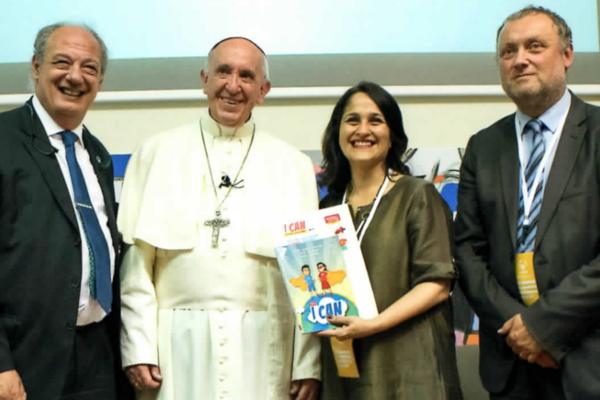 Eu posso: conferência global levará 2 mil estudantes a Roma