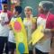 Estudantes criam jogo com semáforo para falar sobre alimentação