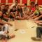 Estudantes participam da viagem de premiação do Desafio Criativos da Escola