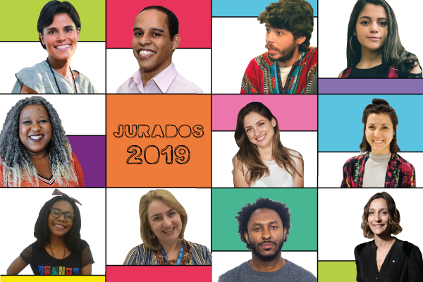 Conheça os jurados e juradas do Desafio Criativos da Escola 2019
