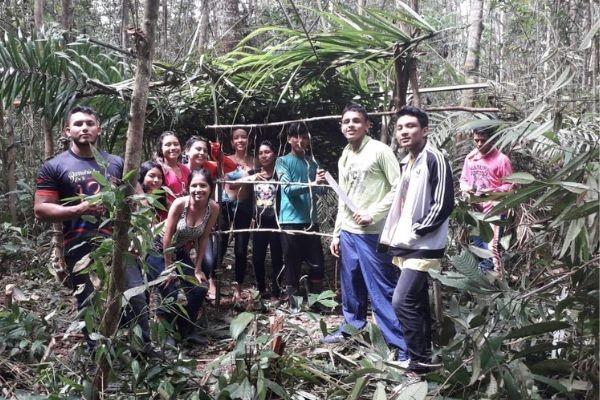 Estudantes de Barreirinha (AM) transformam Amazônia em sala de aula