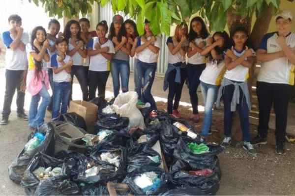 Escola Estadual Aldinar Gonçalves