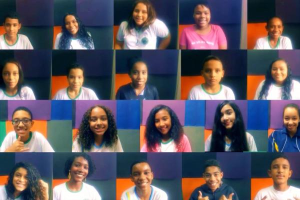 Desafio Criativos da Escola 2019: Fora da Bolha
