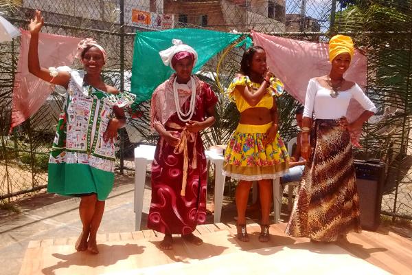 Projeto Gincana do Gincana Orgulho Negro: Resgatando e valorizando a nossa identidade, participante do Desafio Criativos da Escola 2015