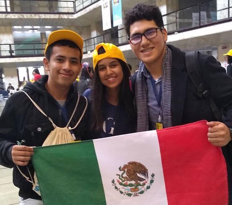 Troca entre Brasil e México