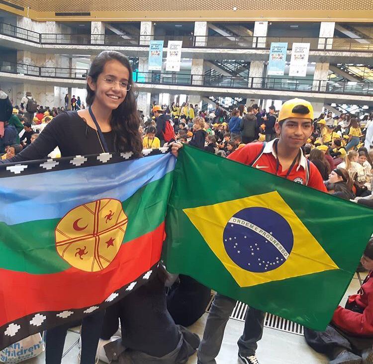 Troca entre Brasil e Peru