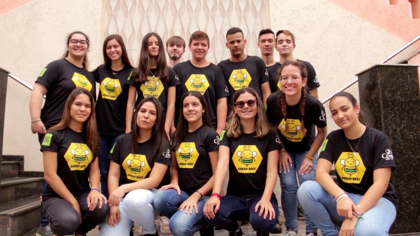 Projeto Green Bees Brasil, Menção Honrosa no Desafio Criativos da Escola 2019