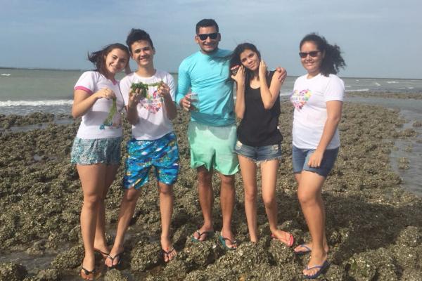 Alunos mobilizam comunidade e criam lei para proteger recifes de corais