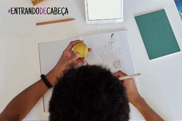 Abra o seu guarda-chuva de ideias e crie uma imagem para o seu grupo!