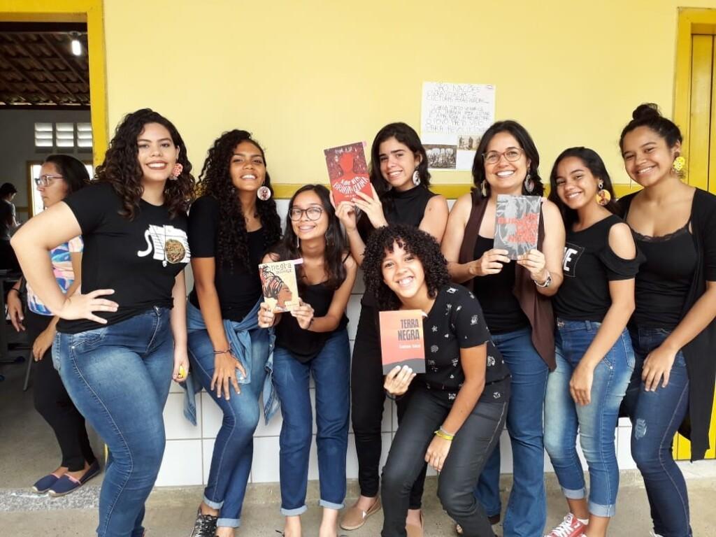 Literatura Aforbrasileira - Natal - Dia da Mulher Negra