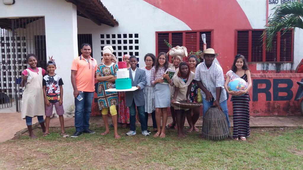 Sarilho Nossa História Vira Cena - São Vicente Ferrer - Dia da Mulher Negra