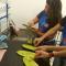 Estudantes desenvolvem shampoo com plantas do quintal