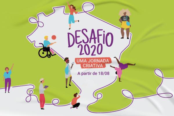 Desafio 2020: uma jornada de missões para estudantes de todo o país