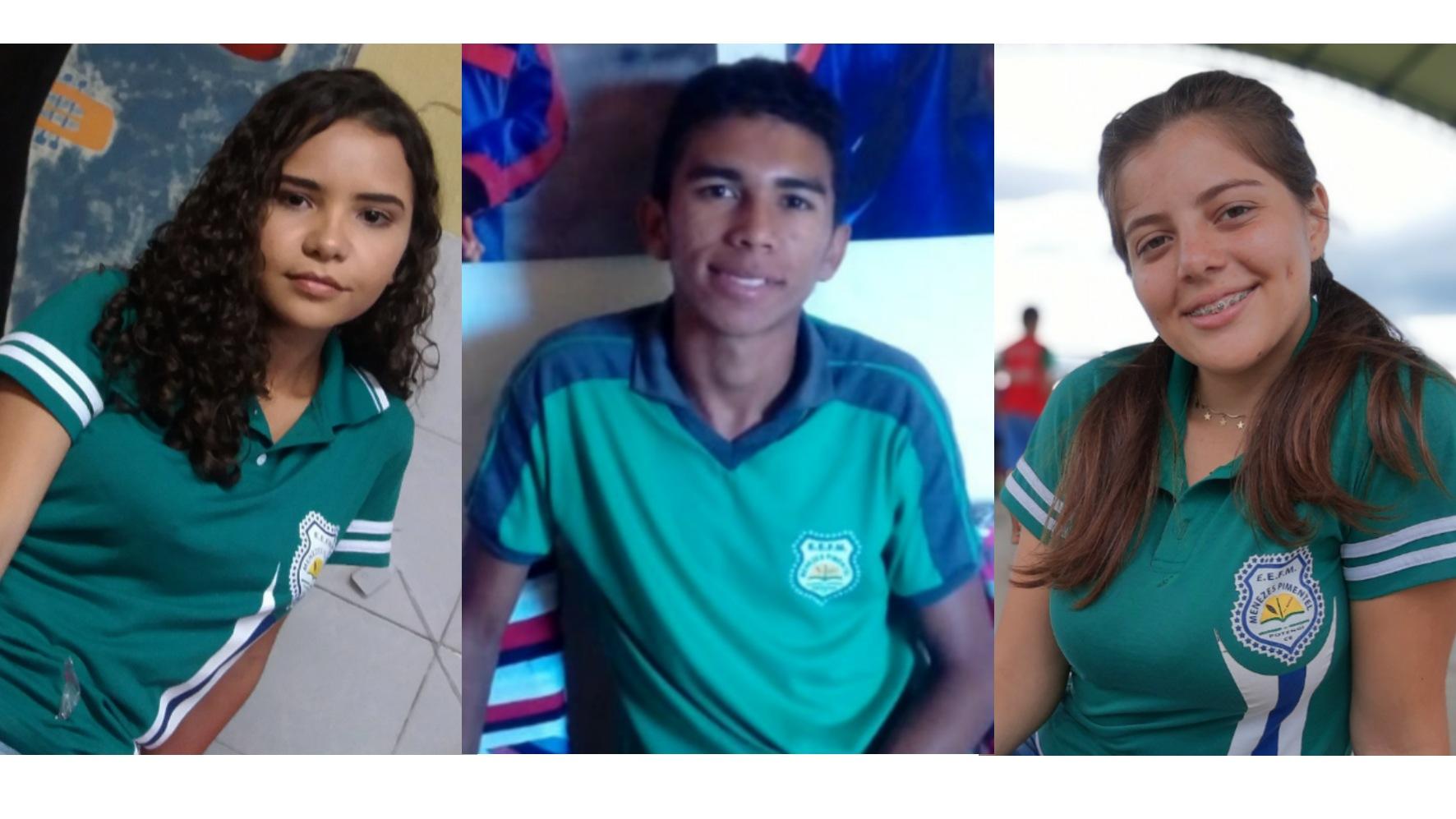 CE - Potengi - Trilharte - EEFM Menezes Pimentel