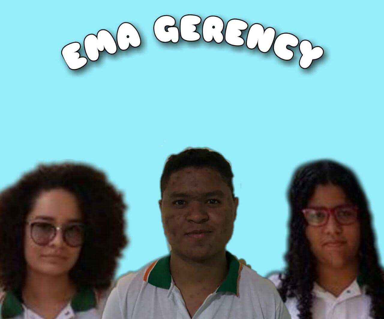 EMA GERENCY - Desafio 2020 - CE