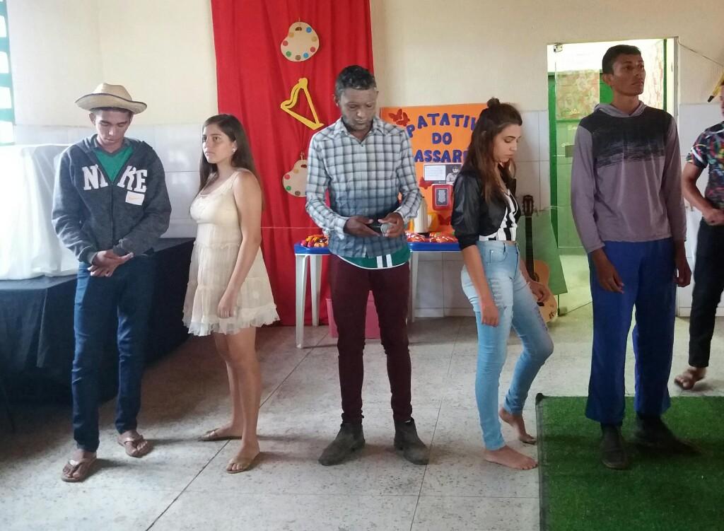 Show de Talentos - Projeto Trilharte